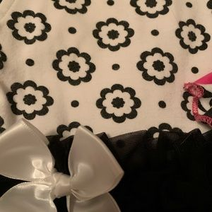 Cutie Pie One Pieces - Black and white little girl outfits